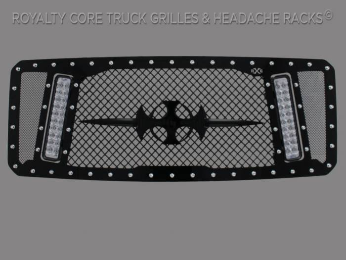 Royalty Core - Ford Super Duty 2011-2016 RCX Explosive Dual LED Grille