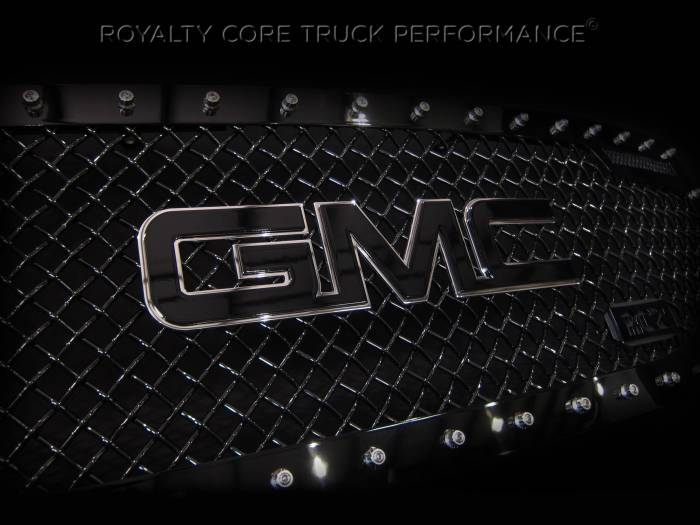 Royalty Core - GMC Emblem