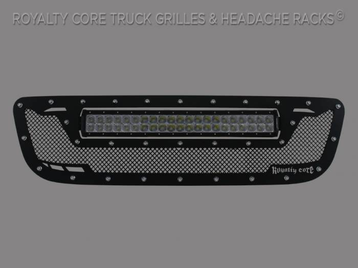 Royalty Core - Ford F-150 1999-2003 RCRX LED Race Line Grille-Top Mounted LED