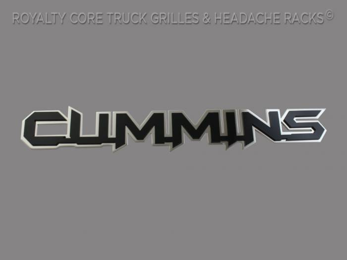 Royalty Core - Cummins Emblem