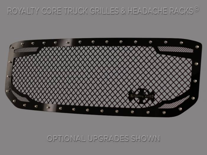 Royalty Core - GMC Yukon & Denali 2015-2020 RC2 Twin Mesh Grille