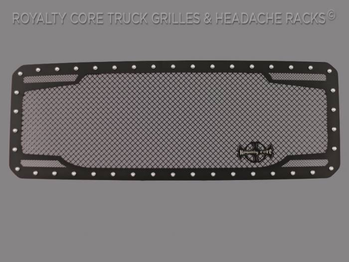 Grandwest - Ford Super Duty 2011-2016 RC2 Twin Mesh Grille