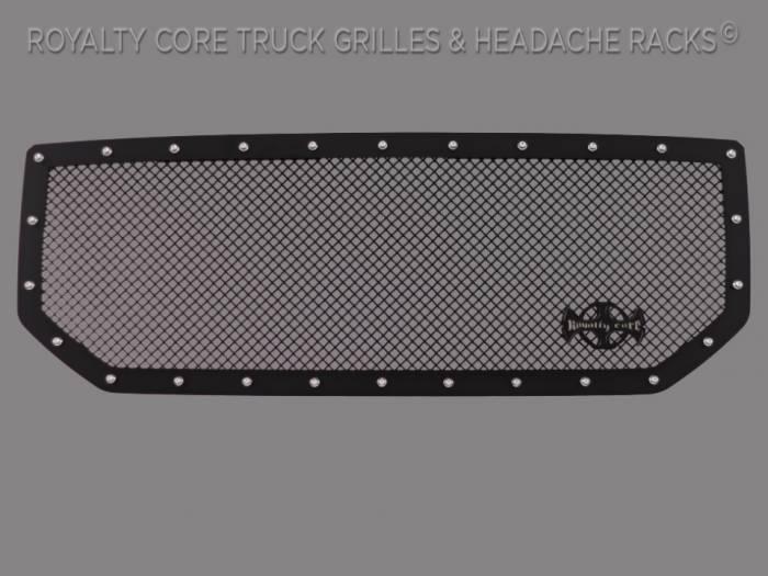 Royalty Core - GMC Sierra 1500, Denali, & All Terrain 2016-2018 RCR Race Line Grille