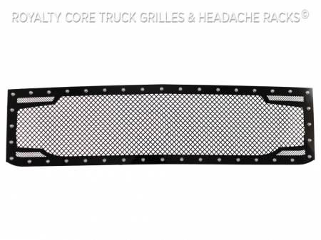 Royalty Core - Chevy 2500/3500 2015-2019 RC2 Twin Mesh Grille - Image 3
