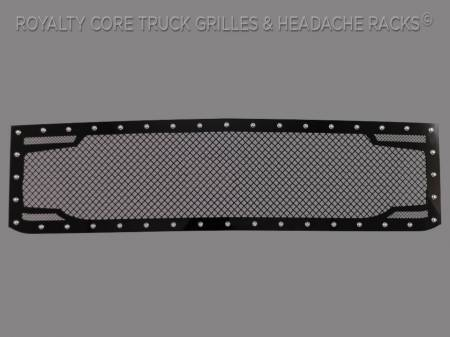 Grilles - RC2 - Royalty Core - Chevy 2500/3500 2015-2019 RC2 Twin Mesh Grille