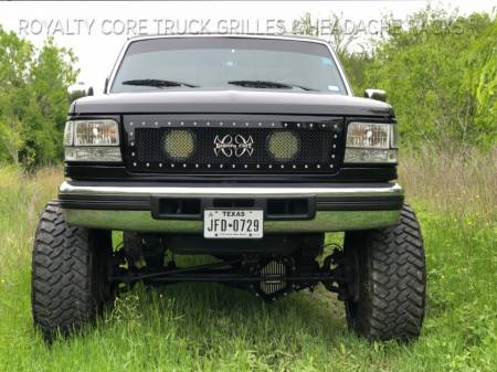 Ford Grilles - Super Duty - 1992-1998 F-250 & F-350 Grilles