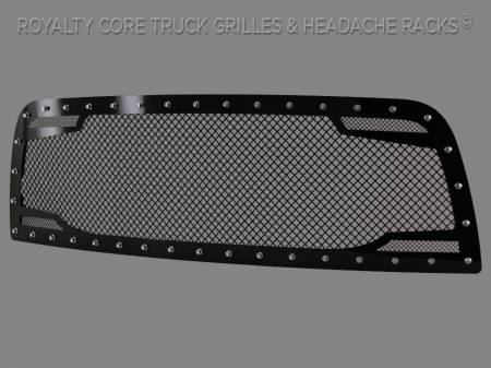 Royalty Core - Dodge Ram 2500/3500 2013-2018 RC2 Main Grille Twin Mesh - Image 3
