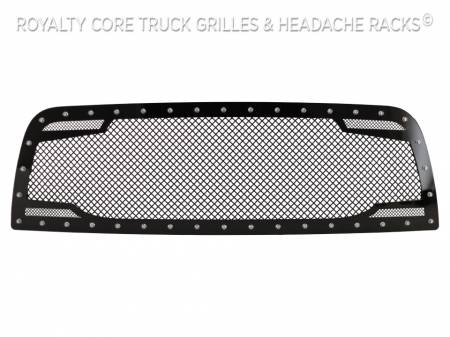 Royalty Core - Dodge Ram 2500/3500 2013-2018 RC2 Main Grille Twin Mesh - Image 4