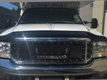 Royalty Core - Ford Super Duty 1999-2004 RCRX LED Race Line Grille - Image 3