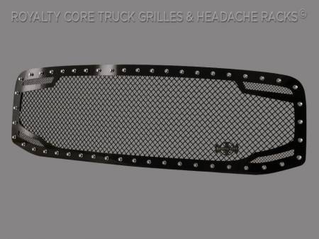 Royalty Core - Dodge Ram 1500 2006-2008 RC2 Twin Mesh Grille - Image 2