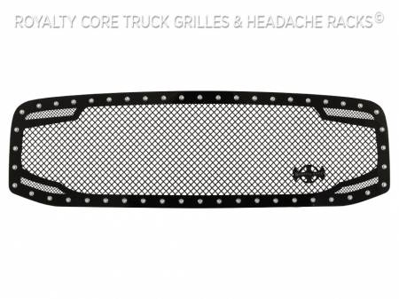 Royalty Core - Dodge Ram 1500 2006-2008 RC2 Twin Mesh Grille - Image 3