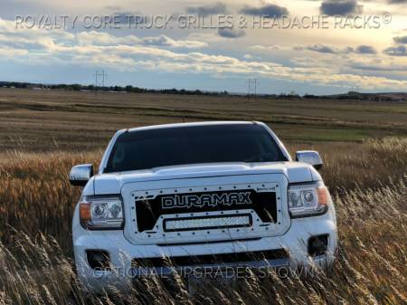 Royalty Core - GMC Canyon 2015-2018 RCRX LED Race Line Grille - Image 2