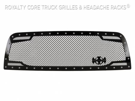 Meyer's - Dodge Ram 2500/3500/4500 2013-2018 RC2 Twin Mesh Grille - Image 3