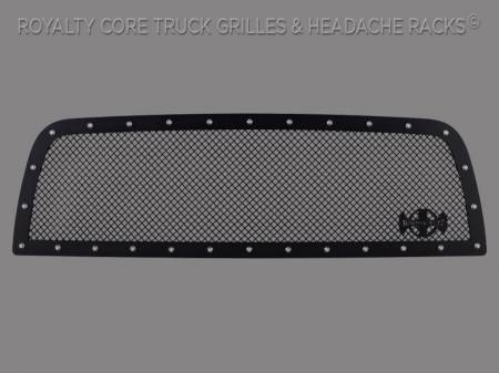 2500/3500 - 2013-2018 - Royalty Core - Dodge Ram 2500/3500/4500 2013-2018 RCR Race Line Grille