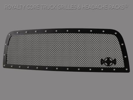 Royalty Core - Dodge Ram 2500/3500/4500 2013-2018 RCR Race Line Grille - Image 2