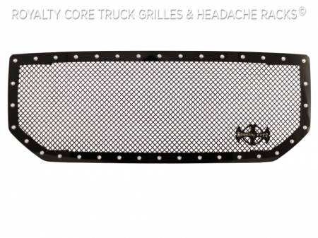 Royalty Core - GMC Sierra 1500, Denali, & All Terrain 2016-2018 RC1 Classic Grille - Image 3