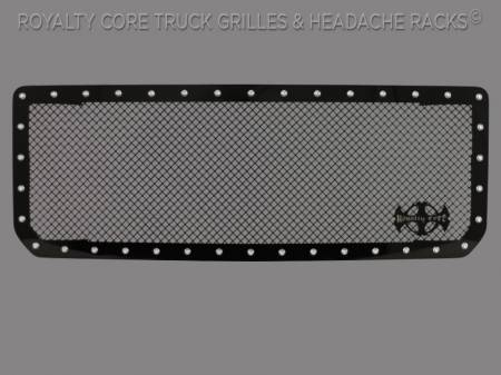 2500/3500 Sierra - 2015-2019 2500 & 3500 Sierra Grilles - Royalty Core - GMC HD 2500/3500 2015-2019 RC1 Classic Grille