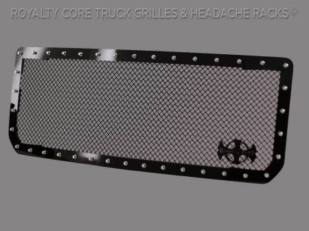 Royalty Core - GMC HD 2500/3500 2015-2019 RC1 Classic Grille - Image 2
