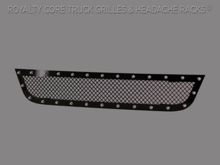 Royalty Core - Nissan Armada 2008-2016 RC1 Grille w/ Matching Bumper Grille Package - Image 5