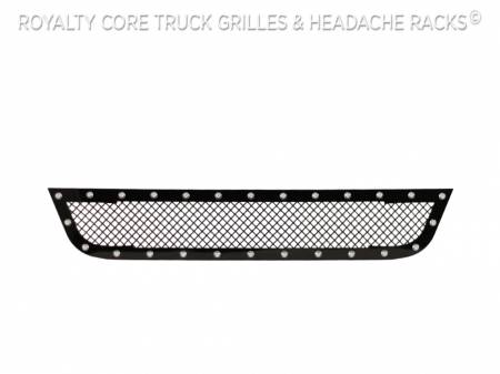 Royalty Core - Nissan Armada 2008-2016 RC1 Grille w/ Matching Bumper Grille Package - Image 7