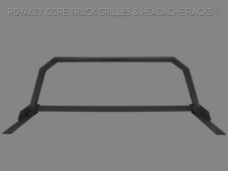 Headache Racks - RC88 Sport - Royalty Core - Chevy/GMC 1500/2500/3500 2007.5-2018 RC88S Sport Billet Headache Rack