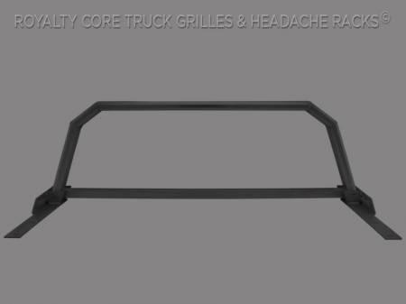 Headache Racks - RC88 Sport - Royalty Core - Toyota Tundra 2007-2017 RC88S Sport Billet Headache Rack