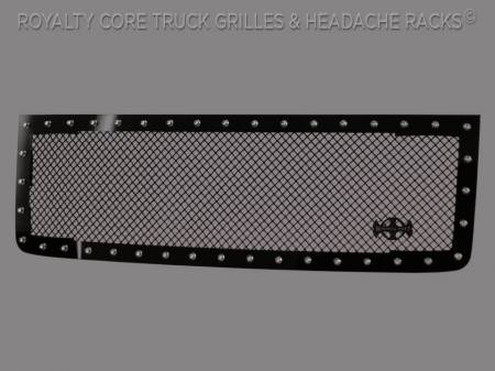 Royalty Core - GMC Sierra HD 2500/3500 2011-2014 RC1 Classic Grille - Image 2