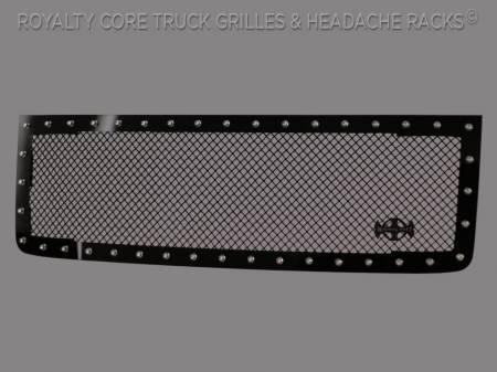 Royalty Core - GMC Denali HD 2500/3500 2011-2014 RC1 Classic Grille - Image 2