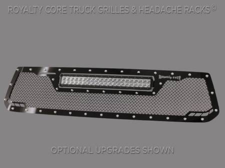 Royalty Core - Toyota Tundra 2014-2020 RCRX LED Race Line Grille-Top Mount LED - Image 2