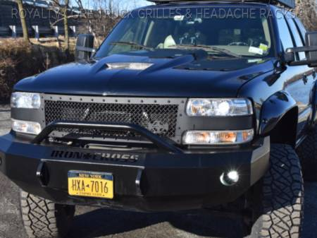 Chevy Grilles - Suburban, Tahoe, Avalanche - 2000-2006 Suburban, Tahoe, & Avalanche Grilles