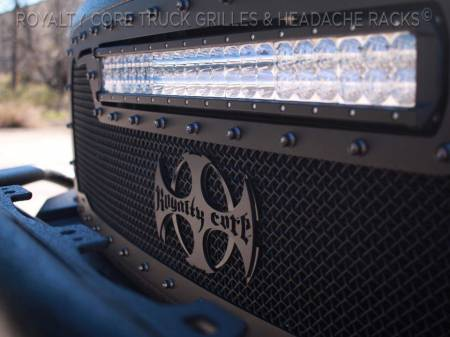 Royalty Core - DODGE RAM 2500/3500/4500 2013-2018 RCRX LED Race Line Grille-Top Mount LED - Image 4