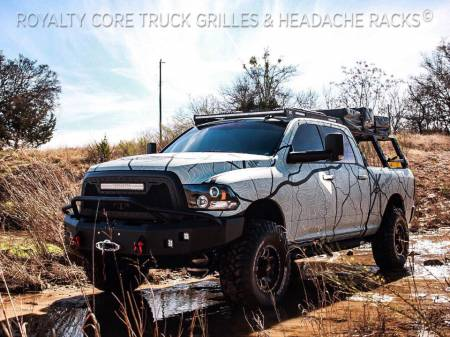 Royalty Core - DODGE RAM 2500/3500/4500 2013-2018 RCRX LED Race Line Grille-Top Mount LED - Image 5