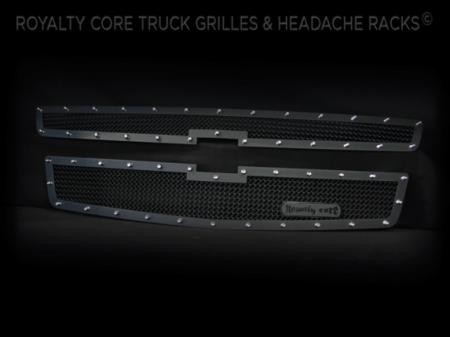 Royalty Core - Chevrolet Suburban & Tahoe 2015-2018 RCR 2-PC Race Line Grille*STOCK* - Image 3