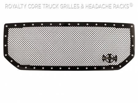 Royalty Core - GMC Sierra 1500, Denali, & All Terrain 2016-2018 RC1 Classic Grille*STOCK* - Image 3