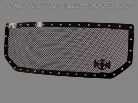 Royalty Core - GMC Sierra 1500, Denali, & All Terrain 2016-2018 RC1 Classic Grille*STOCK* - Image 2
