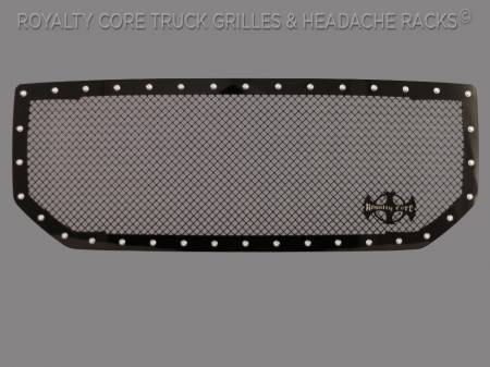 Limited Overstock - Royalty Core - GMC Sierra 1500, Denali, & All Terrain 2016-2018 RC1 Classic Grille*STOCK*
