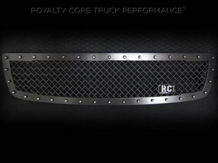 Limited Overstock - Royalty Core - GMC Sierra 2500/3500 2003-2006 RC1 Main Grille*STOCK*