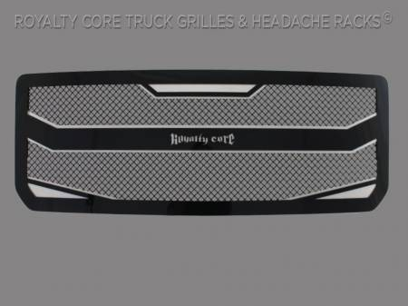 Meyer's - GMC Sierra HD 2500/3500 2015-2019 RC4 Layered Grille