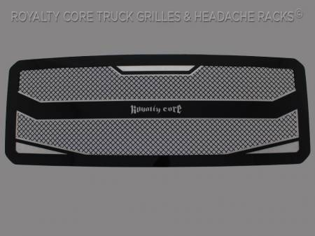 Super Duty - 2011-2016 Super Duty Grilles - Meyer's - Ford Super Duty 2011-2016 RC4 Layered Grille