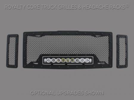 Grandwest - Ford Super Duty 2008-2010 RC1X Incredible LED Grille