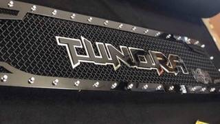 Royalty Core - Toyota Tundra 2014-2020 RC2 Twin Mesh Grille with Tundra Emblem - Image 2
