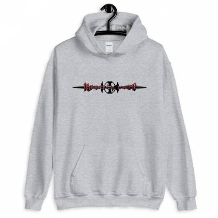 Royalty Core - Unisex Royalty Core Swords Hoodie - Image 2