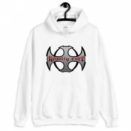 Royalty Core - Unisex Royalty Core Axe Hoodie - Image 1