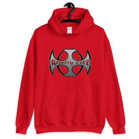 Royalty Core - Unisex Royalty Core Axe Hoodie - Image 6