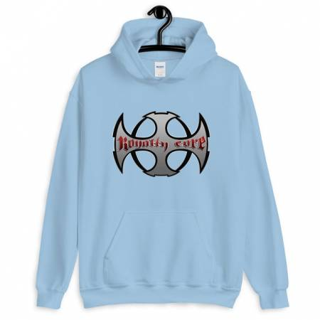 Royalty Core - Unisex Royalty Core Axe Hoodie - Image 8