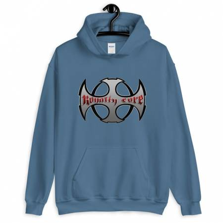 Royalty Core - Unisex Royalty Core Axe Hoodie - Image 7