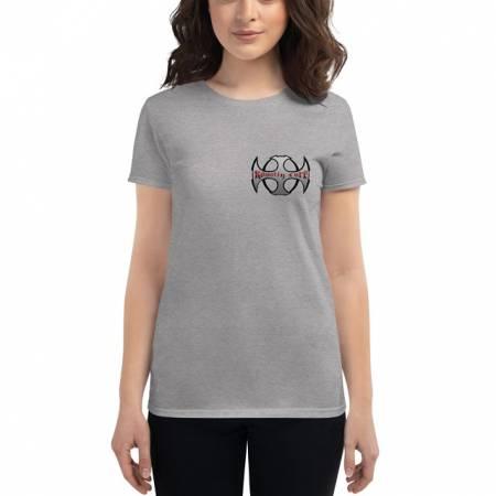 Royalty Core Women's Axe T-Shirt - Image 4