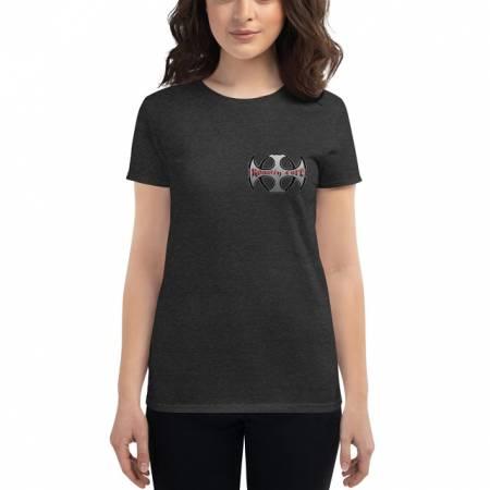 Royalty Core Women's Axe T-Shirt - Image 6