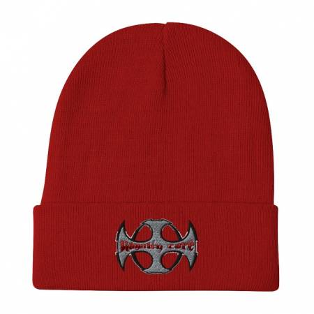 Embroidered Beanie Royalty Core - Image 2
