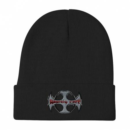 Embroidered Beanie Royalty Core - Image 3